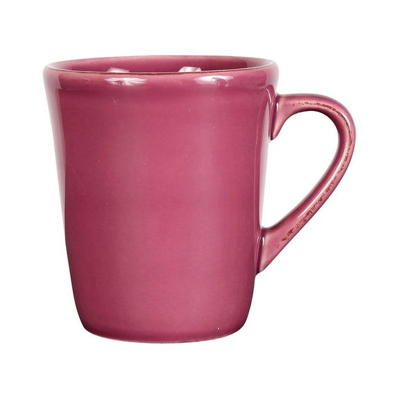 MUG EXPRESSO PRUNE FAIENCE 10CL