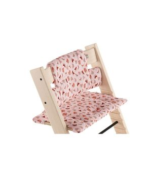 COUSSIN / CHAISE HAUTE 'TRIPP TRAPP' PINK FOX