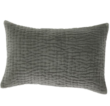 COUSSIN VAGUE 45X45CM ANTHRACITE