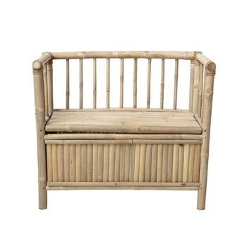BANQUETTE BAMBOO 82X42XH71