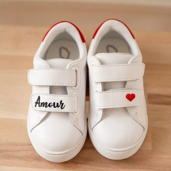 CHAUSSURE MINI-EDITH-AMOUR T25