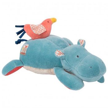Peluche Musicale Hippopotame