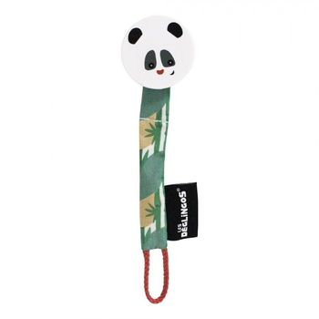 Attache sucette Rototos le panda
