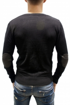 cardigan homme a coudieres tk817