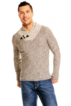 pull homme chiné 3062