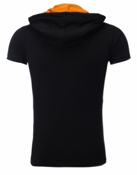 T-shirt homme simili-cuir 105