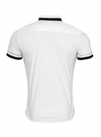 chemise italienne homme blanche 9023