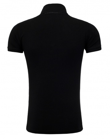 T-shirt homme fashion noir