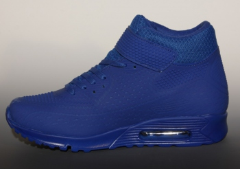 Sneakers homme bleu RY151