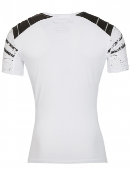 T-shirt  INVINCIBLE  blanc 107