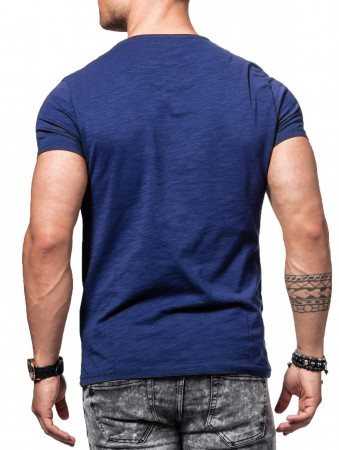 T-shirt homme plume 495