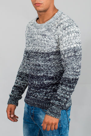 pull homme en laine MUTUAL 3027
