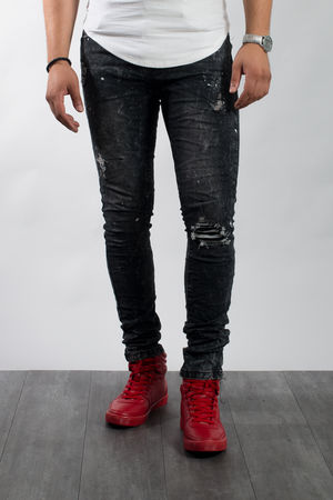 Jeans homme skinny  721300