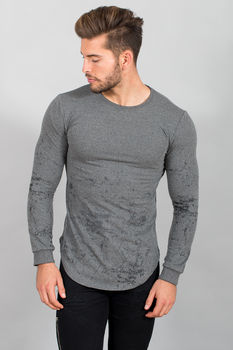 Sweat homme gris ST03