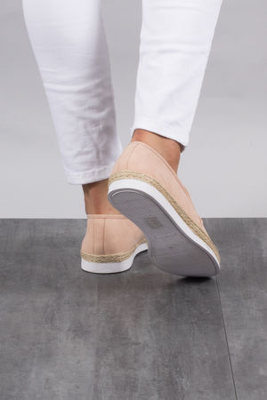Espadrille homme nude GH3125