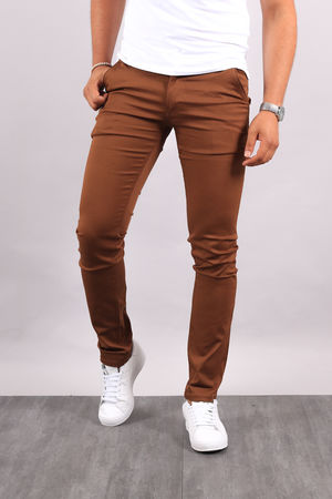 Chino  homme tabac 3336