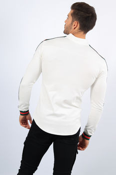 chemise homme blanche 537