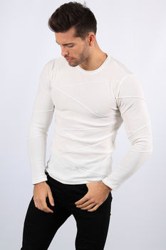 pull homme blanc  1926
