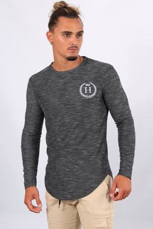 Sweat homme gris antra 427