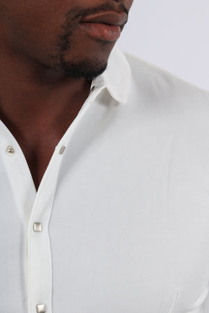 chemise homme  blanche 1052