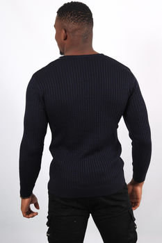 Pull homme blanc 5247