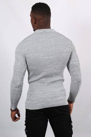 Pull homme blanc  1906