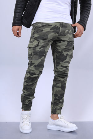 Jeans homme camouflage  13051-1