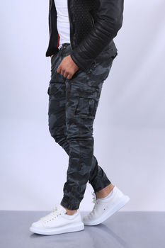 Jeans homme camouflage  13051-2