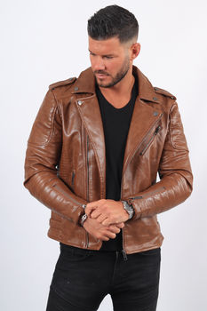 Perfecto homme camel K11