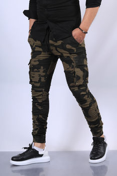 jogger pant camouflage 618