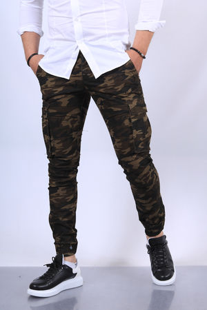 Jeans homme camouflage 3209