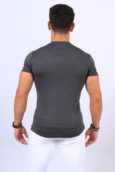 T-shirt homme  gris antra 2174