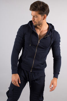 ensemble jogging homme AA  bleu Navy