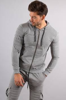 ensemble jogging homme AA  gris