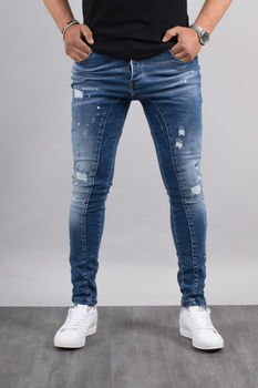jeans homme  skinny 1845-1