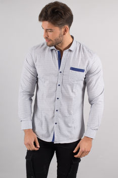chemise italienne homme blanc  3390