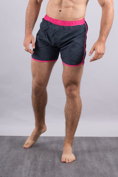 short de bain homme anthracite  532