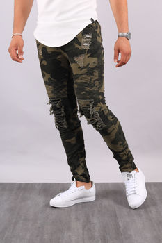 Pants  homme camouflage 250