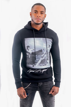 Sweat homme BRUCE vs ALI 293