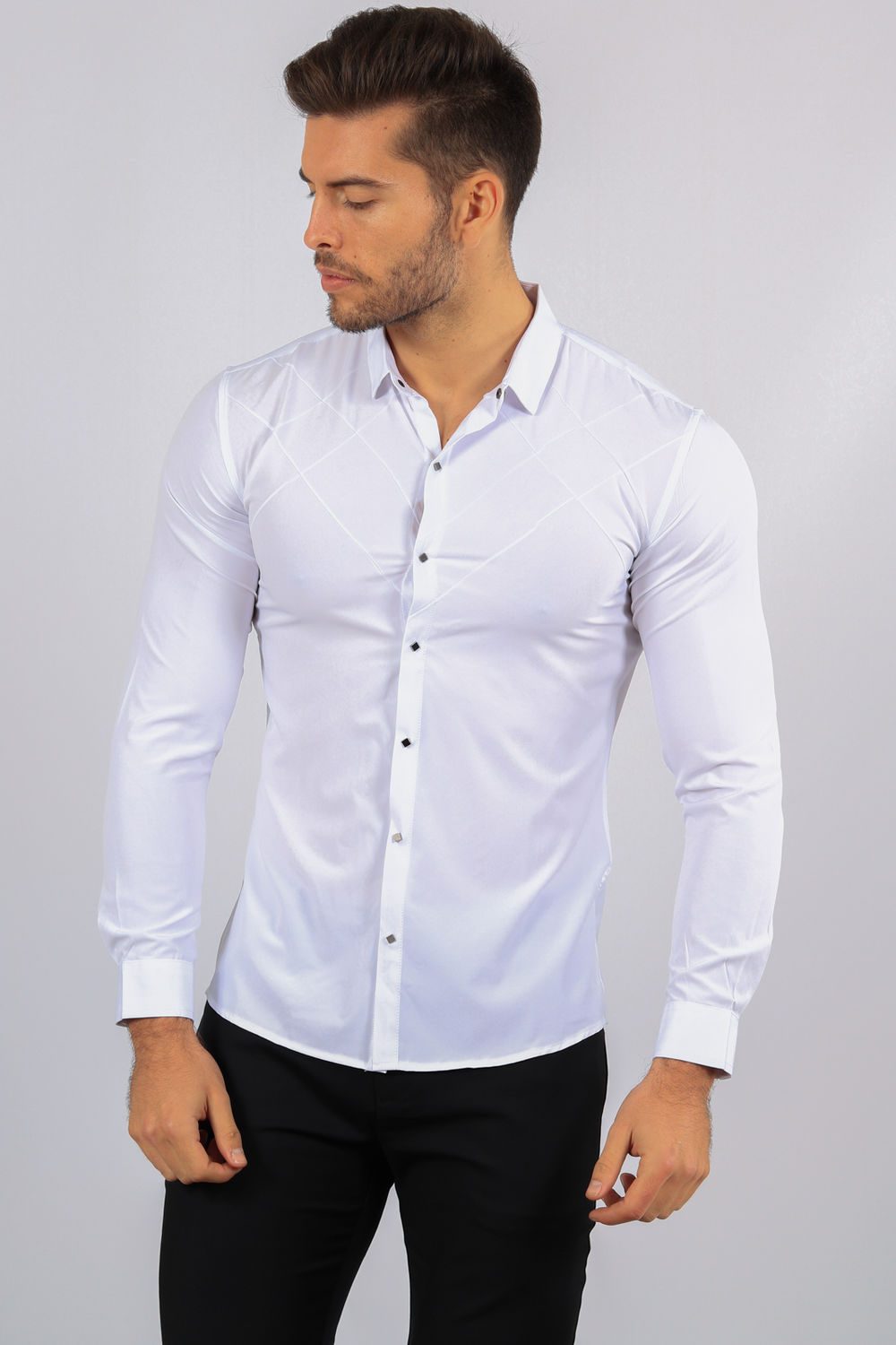 sale uk new release big sale chemise homme blanche 1085