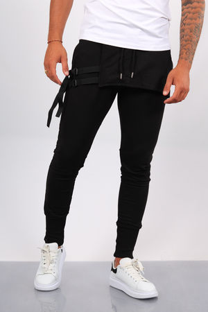 Pantalon jogging noir PS1