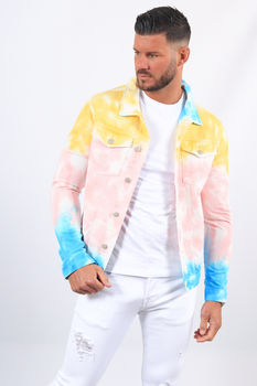 Veste en jeans Fri COLORS