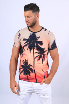 T-shirt homme Palm 782