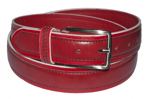Ceinture MISTERFASHION Rouge