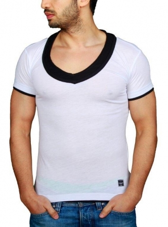 T-shirt homme ree rock 231241