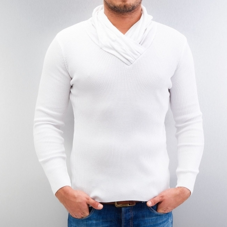 Pull homme 7077 clair