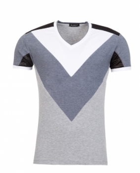 t-shirt homme fashion V 147