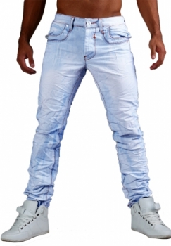 Homme jeans clair