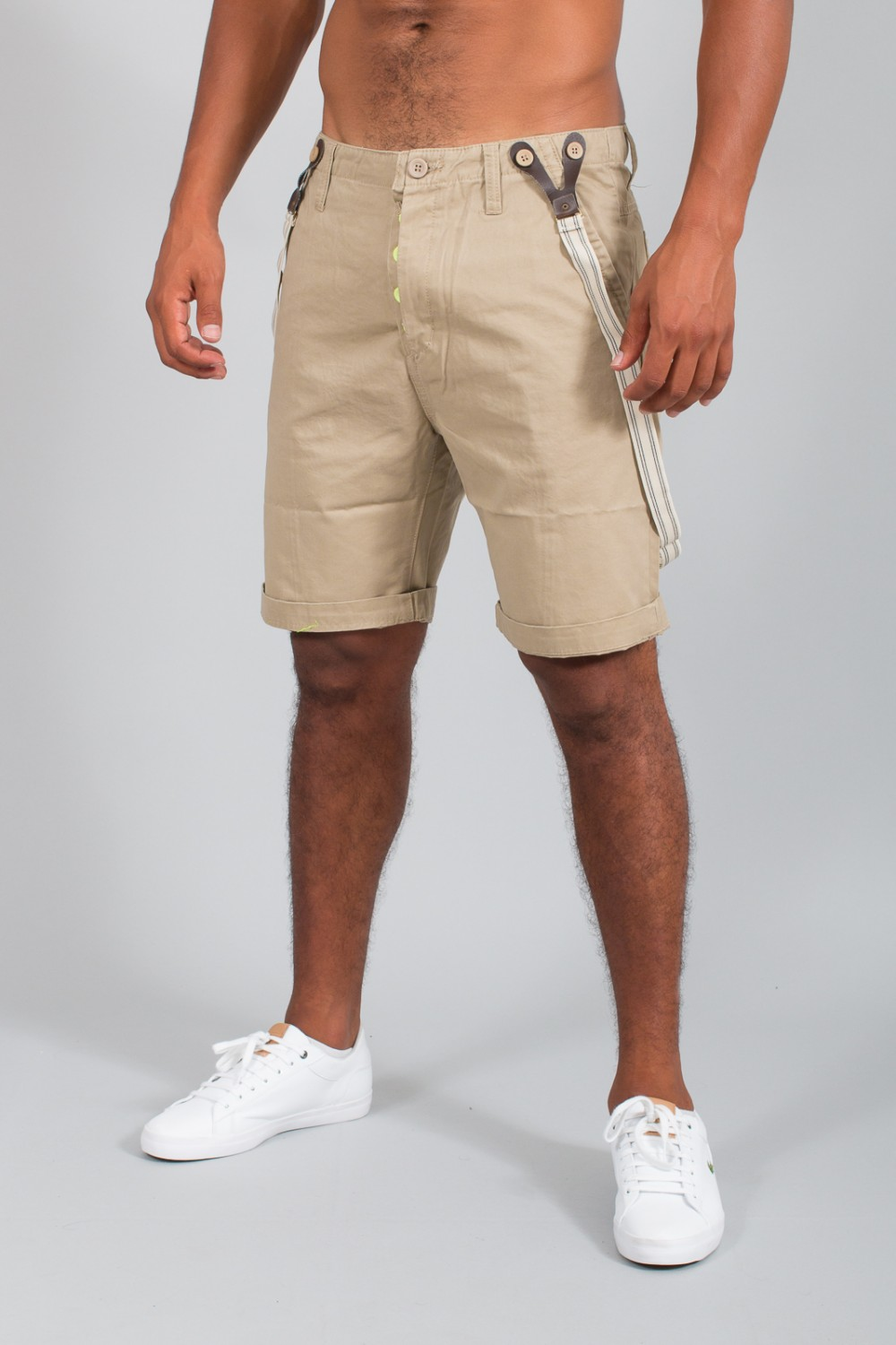 brand new another chance new specials bermuda homme chino avec bretelle bb058