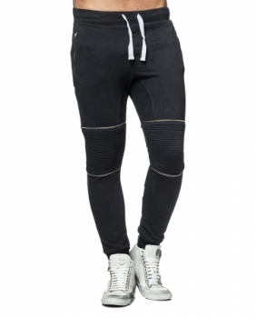 jogging  homme fashion noir 214